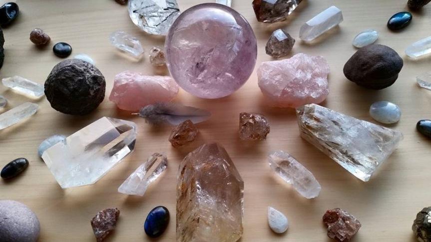 Crystals + Water Element: Healing & Nurturing — KRISTAMITCHELL