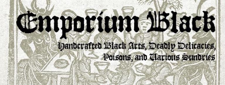 Deadly Delicacies from Emporium Black | Coby Michael Ward