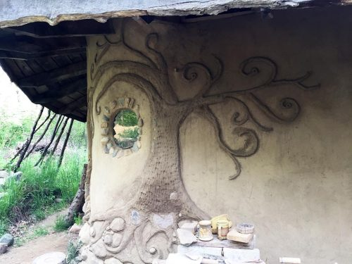 Building with Cob, Part I: Project ideas and Honoring Earth