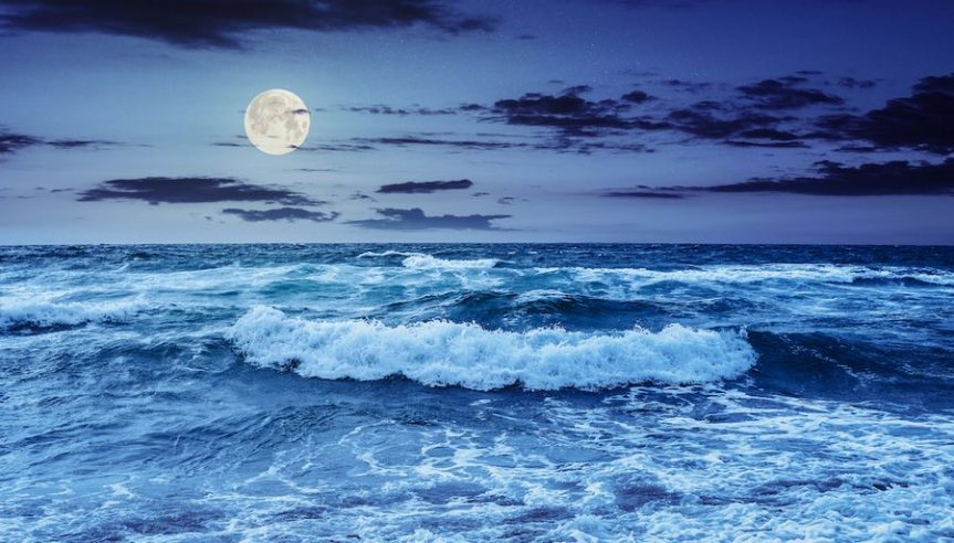 Moving Forward With Clarity; Full Moon in Pisces