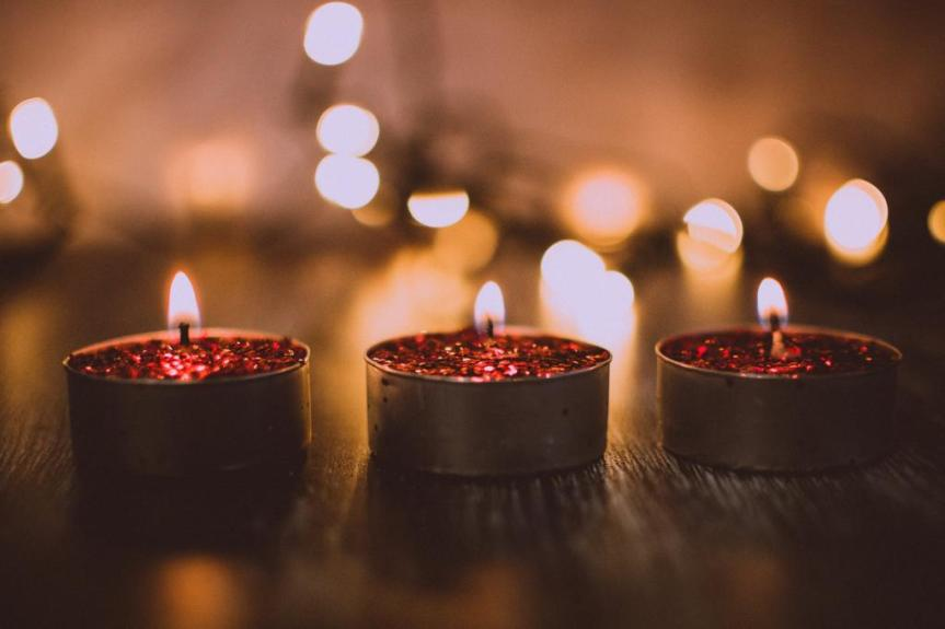Light all the Candles in the House of Your Heart: A Solstice Spell | IrisanyaMoon