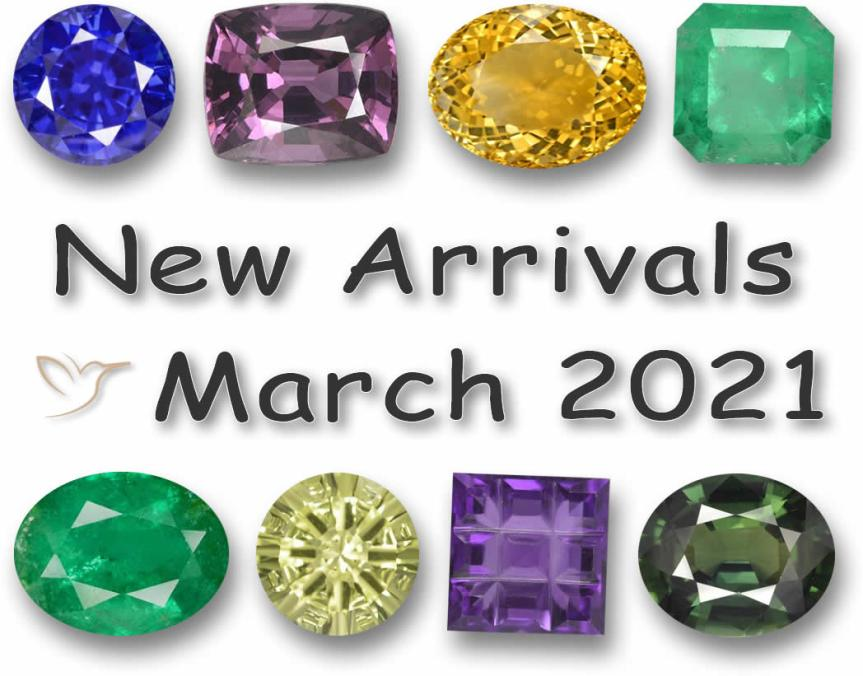 March 2021 Newsletter – Hidden finds and some great newarrivals